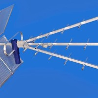 Antena LCD LED TV Titis Digital UHF Outdoor Televisi TT1000 | Murah