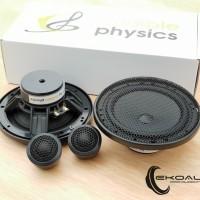 Audible Physics Tandav speaker 2 way component