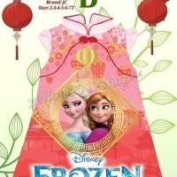 BBS4806 - JC Cheongsam Dress Frozen
