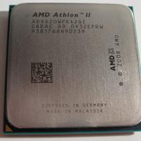AMD Athlon II X4 620 Quad-Core 2.6 GHz Socket AM3 95W
