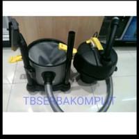Vacum Cleaner Wet and Dry Krisbow 10100235 Vacuum Vakum Cleaner 12L Al