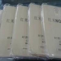 Xiaomi Redmi Note 3 Pro Anti Crack Case Casing Cover Back Silikon Soft