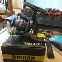 reel pancing mini UL 500 daihan gatsu one way murah laris semarang