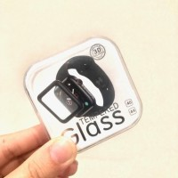 3D Tempered Glass Apple Watch case series 4 40 44 mm 40mm 44mm cover