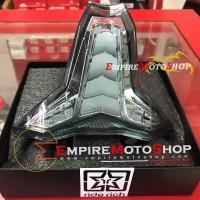 Ride Rich Lampu Stop Ninja 250 Fi 2018 New Running LED Z1000
