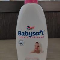 YURI BABYSOFT FABRIC SOFTENER KEMASAN 1000 ML