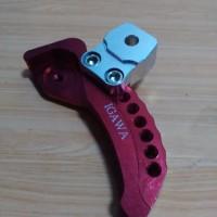 Peninggi shock belakang motor matic / undur-undur Mio / Fino