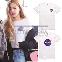 IDOL FASHION BLACKPINK ROSE NASA T-SHIRT