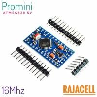 Ardiano Promini Pro Mini Atmega328 5V Compatible Board Arduino Promi