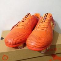 Sepatu Bola Ortuseight Catalyst Oracle FG Ortrange Red Original