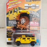 Johnny Lightning Hummer