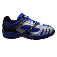 Fans R3 BL - Badminton Shoes Blue Silver