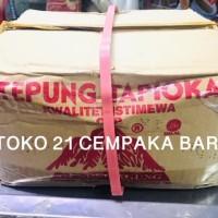 Tepung Tapioka Cap Gunung Agung 500gram 1 KARTON isi 20 BUNGKUS |Murah