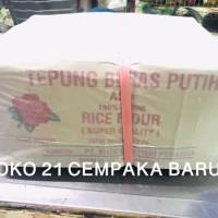 Rose Brand Tepung BERAS PUTIH 500gram 1 KARTON isi 20 BUNGKUS | Murah