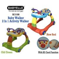 Baby Walker Babyelle 2 in 1