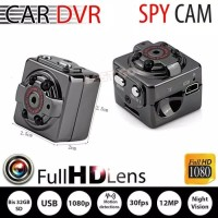 Spy cam kamera SQ8 FULL HD 12 mp