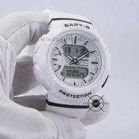Jam Tangan Baby-G BGA-240-7A Putih BABYG BGA240 White Original Ori BM