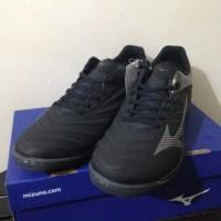 sepatu olahraga Sepatu Futsal Mizuno Rebula Sala Black Shadow Q1GA194
