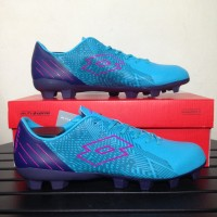 sepatu olahraga Sepatu Bola Lotto Blade FG Scuba Blue L01010013
