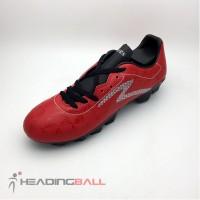 sepatu olahraga Sepatu Bola Specs Original Quark FG Chestnut Red