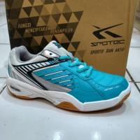 sepatu olahraga Sepatu Badminton anak Spotec Max Score JR original