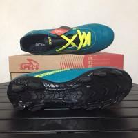 sepatu olahraga Sepatu Bola Specs Quark FG Tosca Solar Slime 100805 O