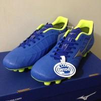 sepatu olahraga Sepatu Bola Mizuno Rebula V3 Strong Blue P1GA188503 O