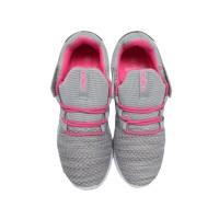 sepatu olahraga ARDILES SHANAYA ABU-ABU MERAH FUSHIA RUNNING WOMEN