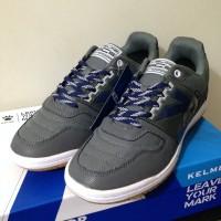 sepatu olahraga Sepatu Futsal Kelme Intense Dark Grey 55781-702 Origi