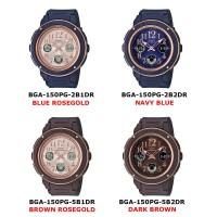 Casio Baby-G BGA-150PG Spesial Color - Jam Tangan Wanita