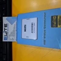 CONVERTER RCA TO HDMI BOX AV2HDMI