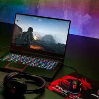 MSI Gaming Laptop GE75-8SE-56ID i7-8750H 16GB 1TB+256GB RTX2060 6GB
