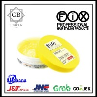 POMADE FIX PROFESSIONAL AGENT BOND HAIR WAX 80gram (FREE SISIR SAKU)