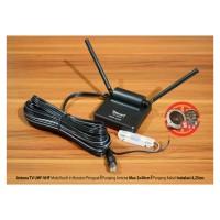 Antena TV Booster untuk mobil dipasang di luar ( outdoor )
