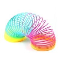 Momo Rainbow Spring Mainan Per Pegas Spiral