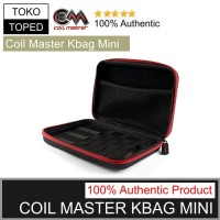 Authentic Coil Master KBAG MINI | bag tas pouch vapor vape
