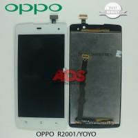 LCD TOUCHSCREEN OPPO R2001 YOYO PUTIH