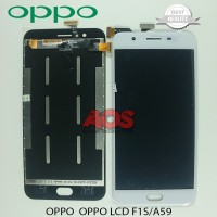 LCD TOUCHSCREEN OPPO F1S A59 PUTIH