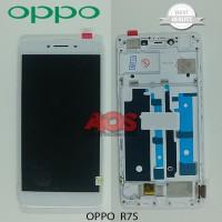 LCD TOUCHSCREEN OPPO R7S PUTIH