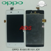 LCD TOUCHSCREEN OPPO R1001 R1101 JOY PUTIH