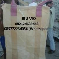jumbo bag kapasitas 1 ton murah di tegal