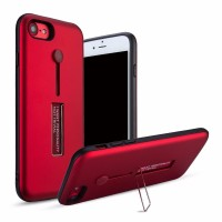 iPhone 6 6S Plus 5.5 Silicone Ring Stand Luxury Soft Gel Armor Case