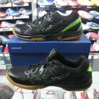 Sepatu Voli Volley Volli Volly Mizuno Cyclone Speed Black Original