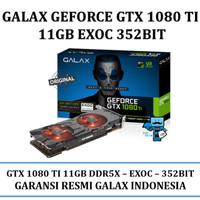 VGA GALAX nVidia Geforce GTX 1080 Ti EXOC 11GB DDR5X 352 Bit