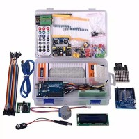 Arduino uno r3 compatible starter kit free ebook cd tutorial