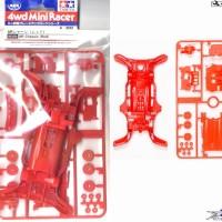 TAMIYA 95250 AR CHASSIS SET (RED)
