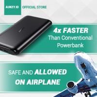 Sale - Pertama Di Indonesia - Aukey Powerbank 10.000 Mah Slim &