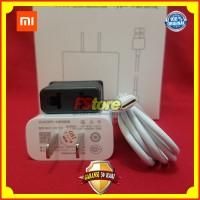 Charger Xiaomi Mi 8 Pro Mi 8 SE ORIGINAL 100% Fast Charging USB C - Putih