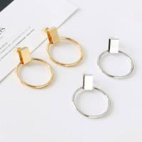anting bulat simple simple circle earrings jan162