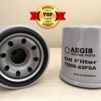 Filter Oli 15208-65F0A Nissan Livina, Grand Livina, March, Xtrail